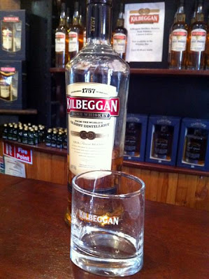 Stitch and Bear - Tasting Kilbeggan Irish Whiskey at the Old Kilbeggan Distillery