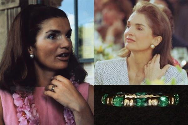 Jackie O Wedding Ring