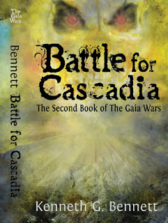 {Review} Battle for Cascadia by Kenneth G. Bennett