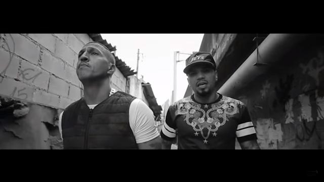 """O clipe """"Benny & Brown"""" do Naldo em parceria com Mano Brown já esta no Youtube."""