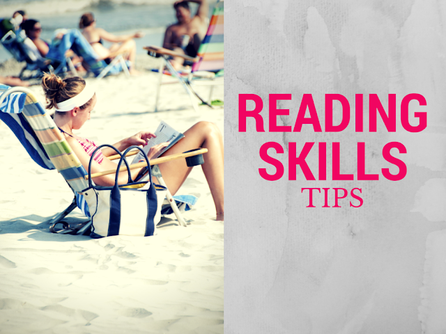 10 Reading Skill Improvement Tips
