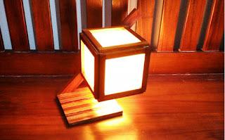 Desain Lampu Tidur Cantik Unik, Dan Kreatif 8