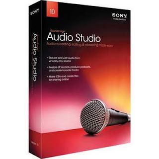 Sony Sound Forge Audition Studio v10.0.176 ML (x32/x64)