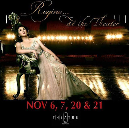 Regine...at the Theater