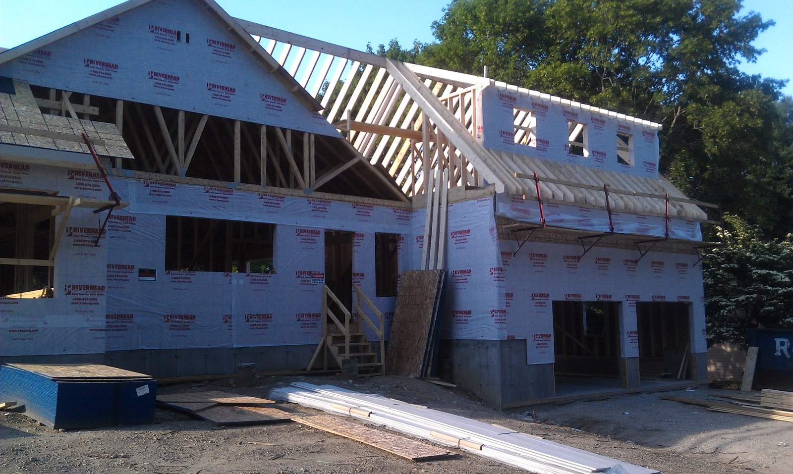 The Impatient Home Builder Roof Lines