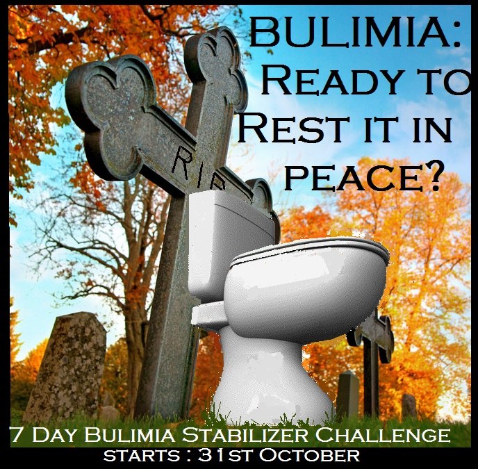 how to support someone with bulimia