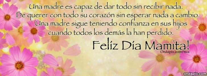 Spanish Quotes For Mom Spanish Mothers Day Quotes