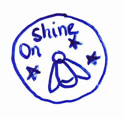Linda Landig firefly sketch
