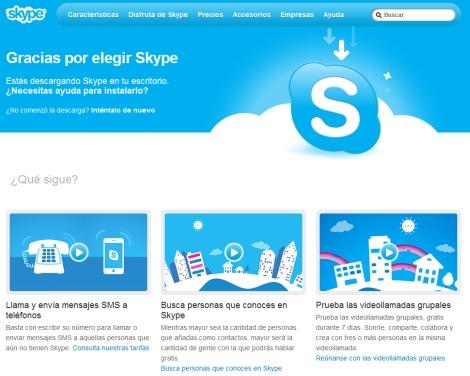 skype secreto