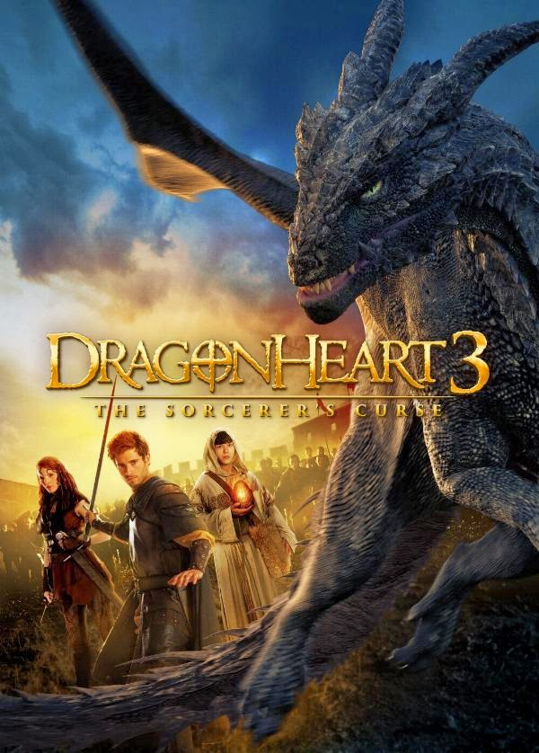 DOWNLOAD FILM : Dragonheart 3: The Sorcerer's Curse (2015)