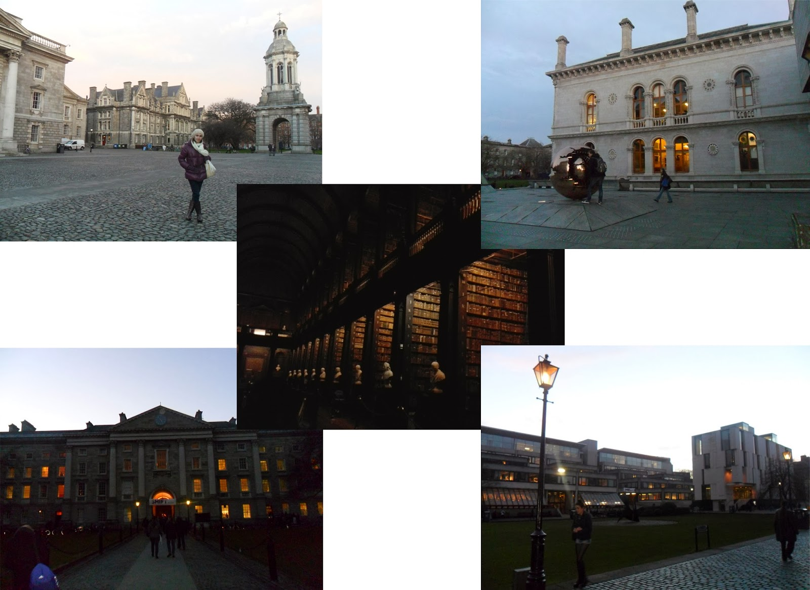 Trinity College, Dublín, Irlanda, Ireland