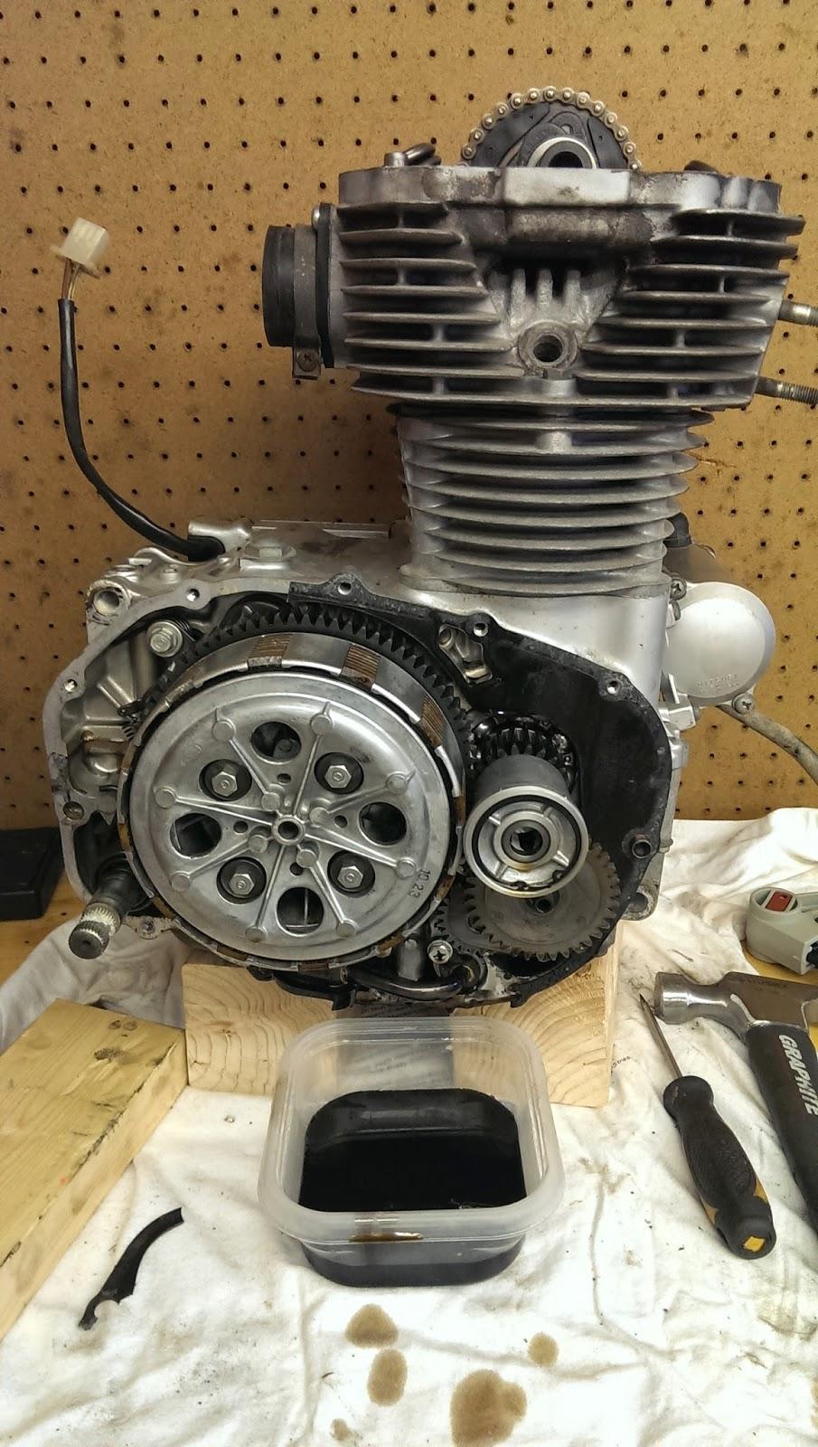 Cb360 Engine Diagram Schematics Honda Project The Rebuild Front Brake