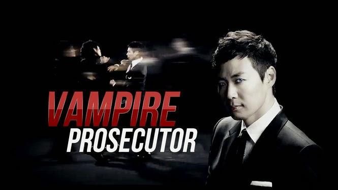 Sinopsis Vampire Prosecutor