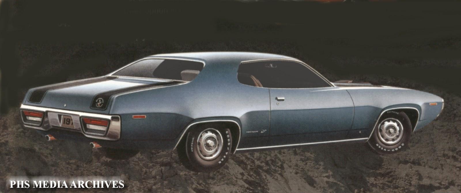 Ghost Cars: 1972 Mopar Six Packs | phscollectorcarworld