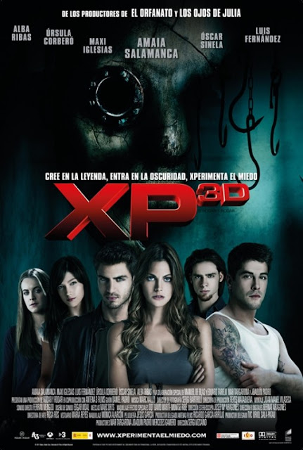 ดูหนังออนไลน์ Paranormal Xperience เหมืองร้าง หลอนเข้ากระดูก