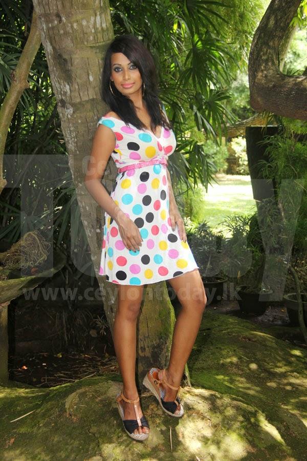 Eshani Diana Jayapala sl model