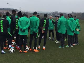 Liberia vs Nigeria: Livescore from Super Eagles friendly in Monrovia