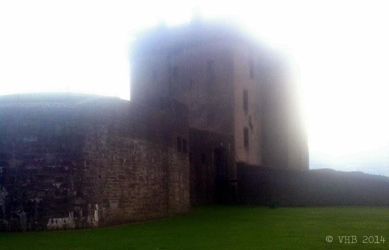 15th century Scottish Castle
