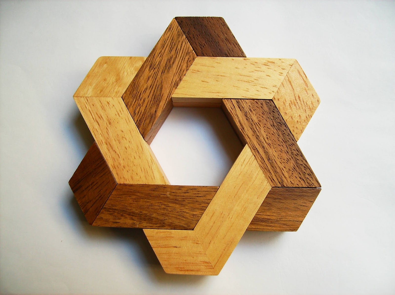 Wooden Puzzle Plans | Search Results | DIY Woodworking Projects