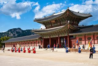 Gyeonkbok Palace, Seoul