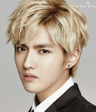 EXO Kris's instagram account