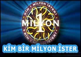 Kim Bir Milyon İster Oyunu