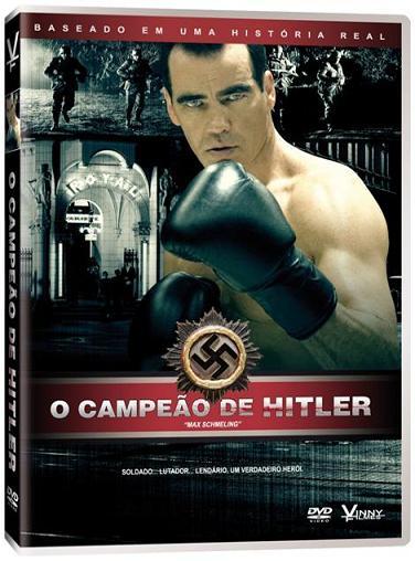 O CAMPEÃO DE HITLER  HITLER