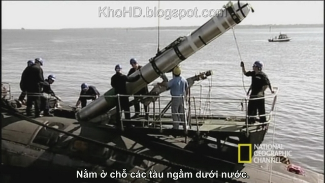 National Geographic Mega Structures Missiles