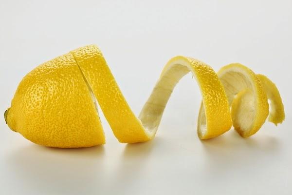 La cascara de lim n cura efectivamente el dolor de - Cascara de limon ...