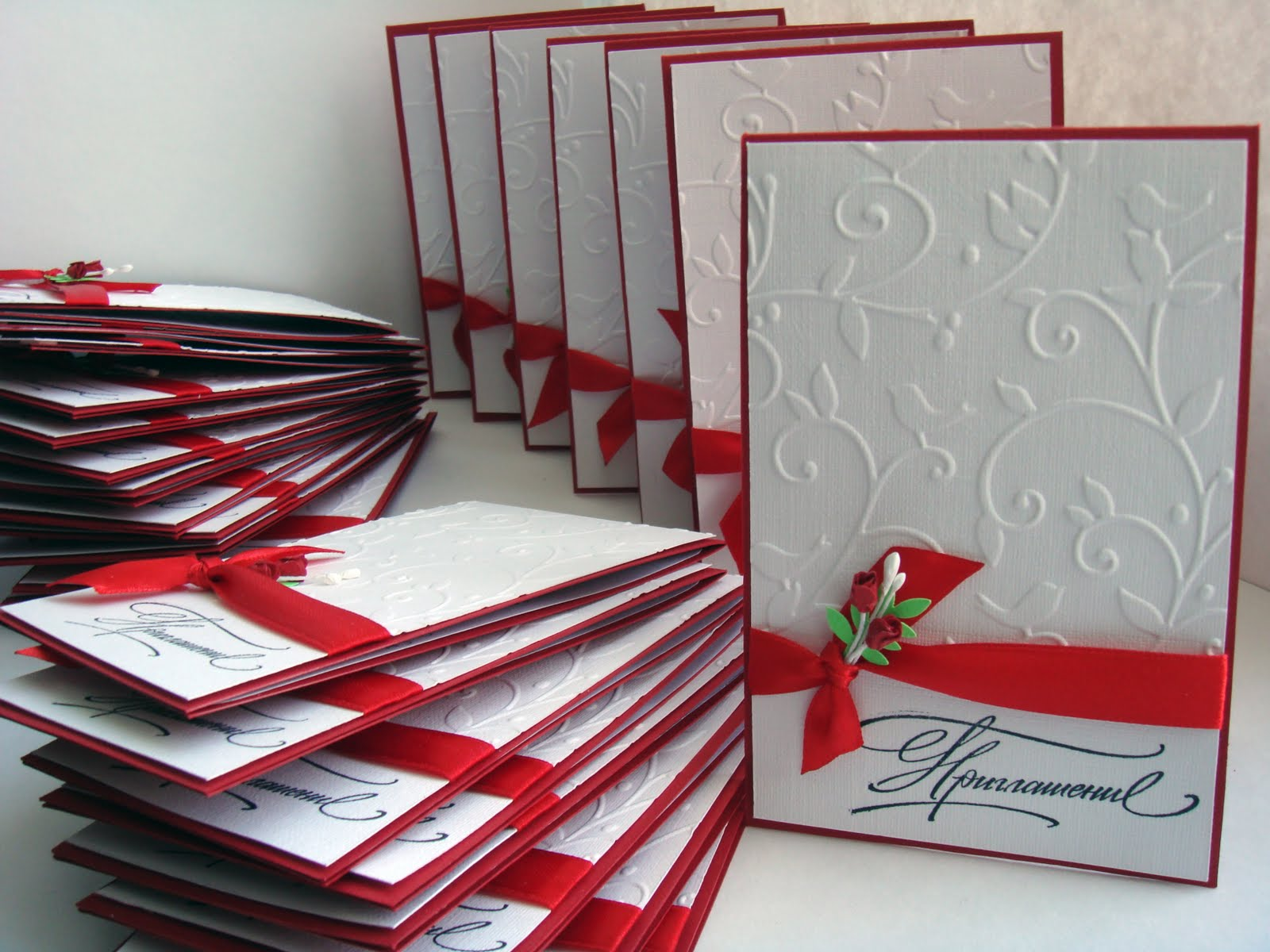 Красная книга своими руками фото