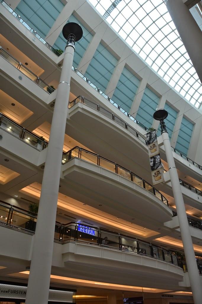 Suria KLCC floors