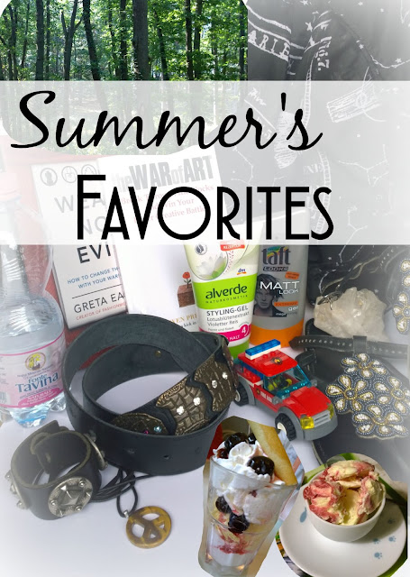 Summer Favorites - Snake Belts, Trees, Icecram and more