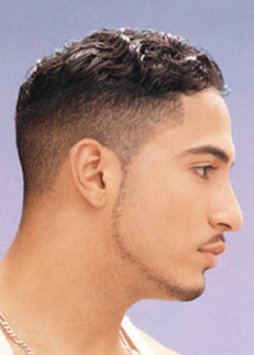 This haircut is an aggressively tight taper. In this example, the