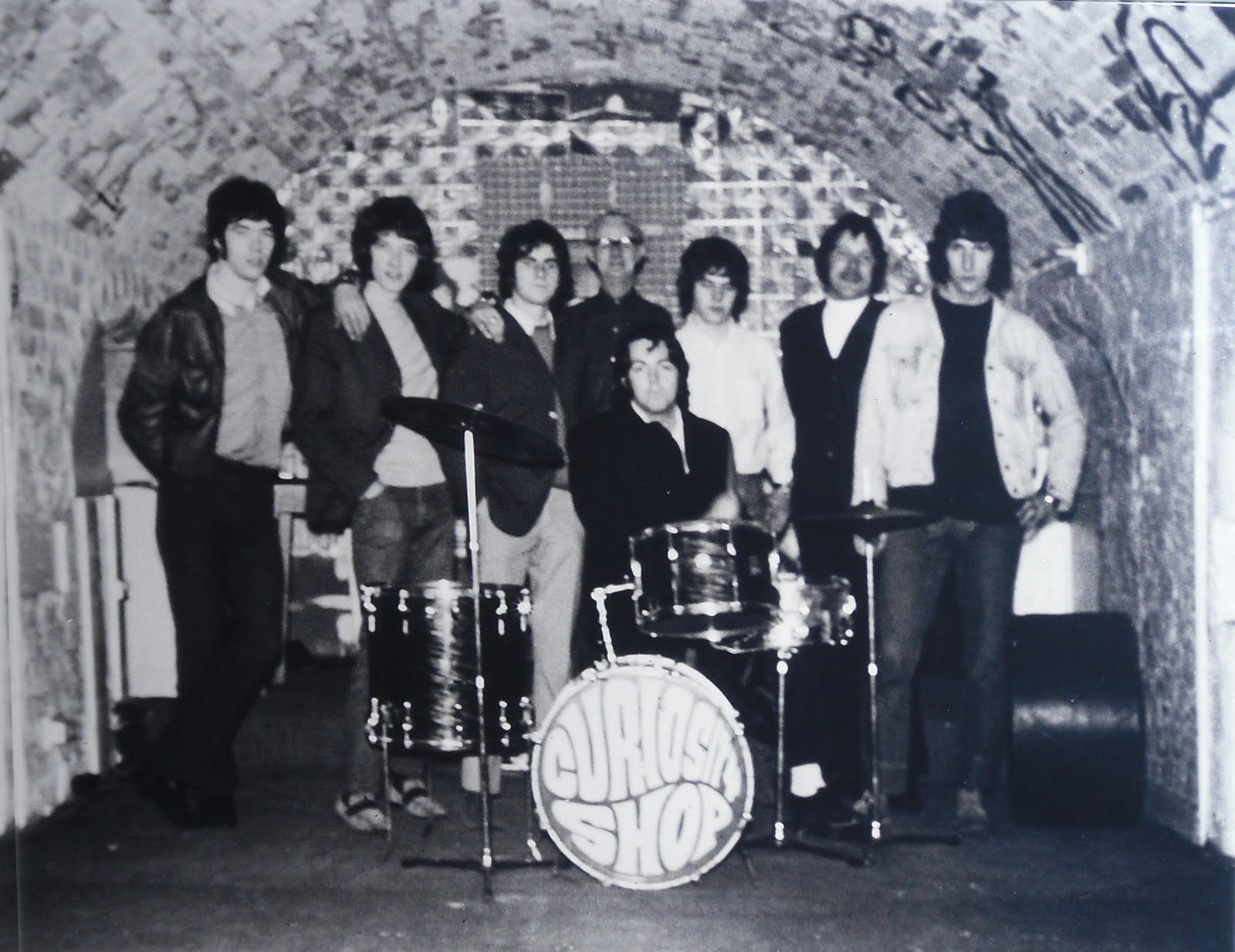 Paul McCartney Revisits The Original Cavern Club 1968
