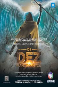 Novela Os Dez Mandamentos – HD 720p 2ª Temporada (Record)