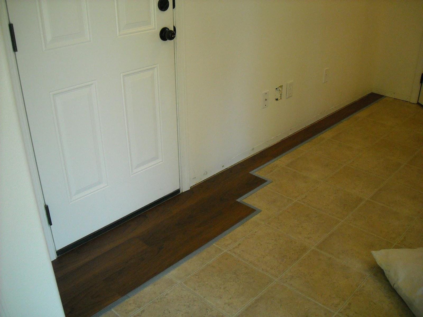 Lds mom to many allure resilient trafficmaster vinyl for Trafficmaster flooring