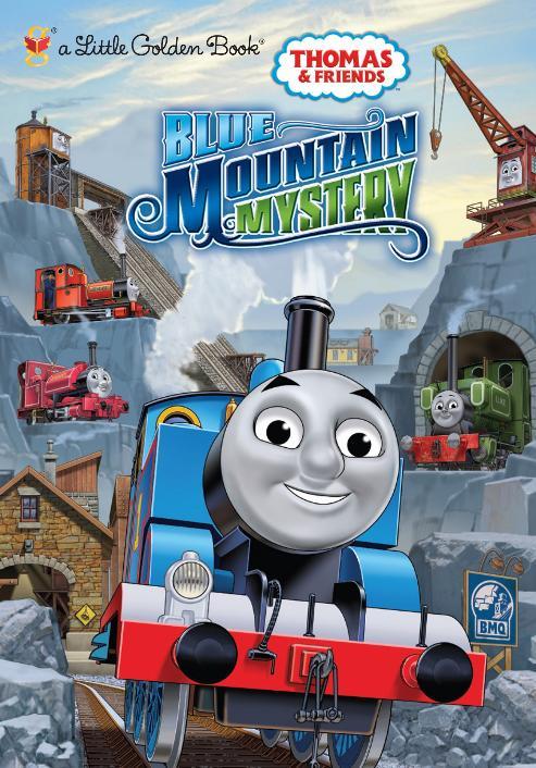 Thomas  U0026 Friends  Blue Mountain Mystery Dvdr Latino  2012