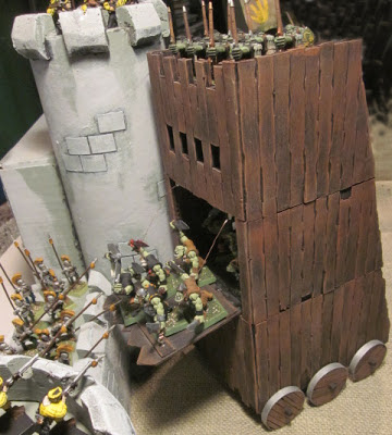 Warhammer Siege Tower