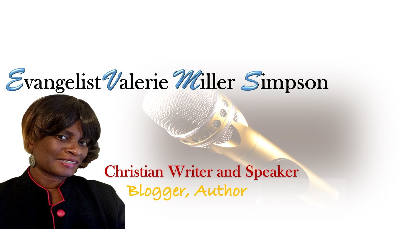 Evangelist Valerie Miller Simpson