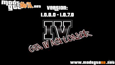 IV - Asi Loader V1.0.7.0