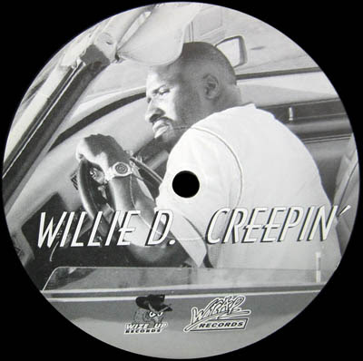 Willie D. ‎– Creepin' (Promo VLS) (1995) (256 kbps)