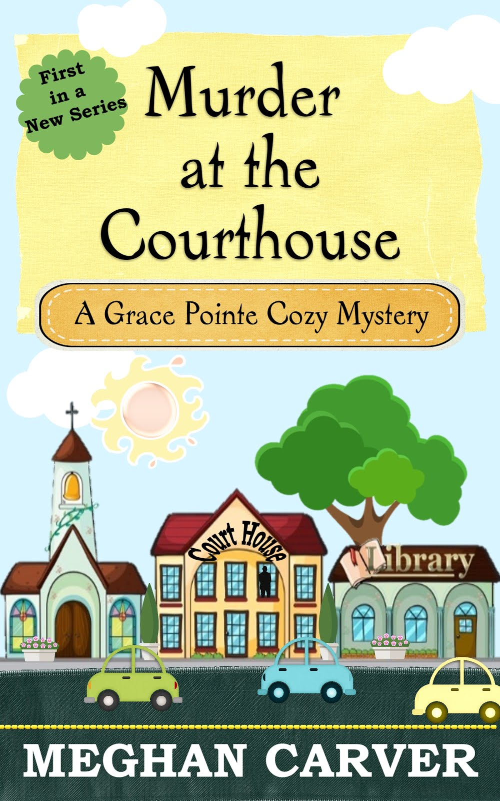 My new cozy mystery ~
