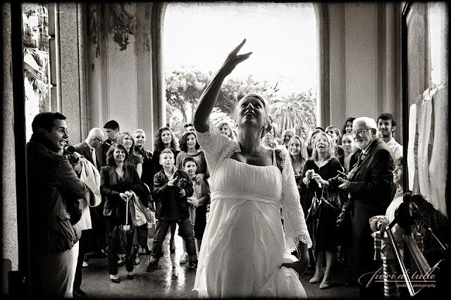 foto matrimonio villa Cambiaso Arenzano