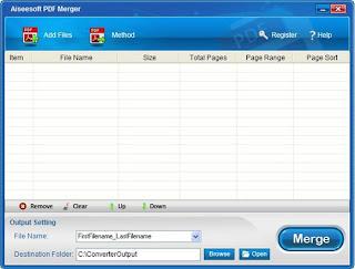 Aiseesoft PDF Splitter 3.0.26