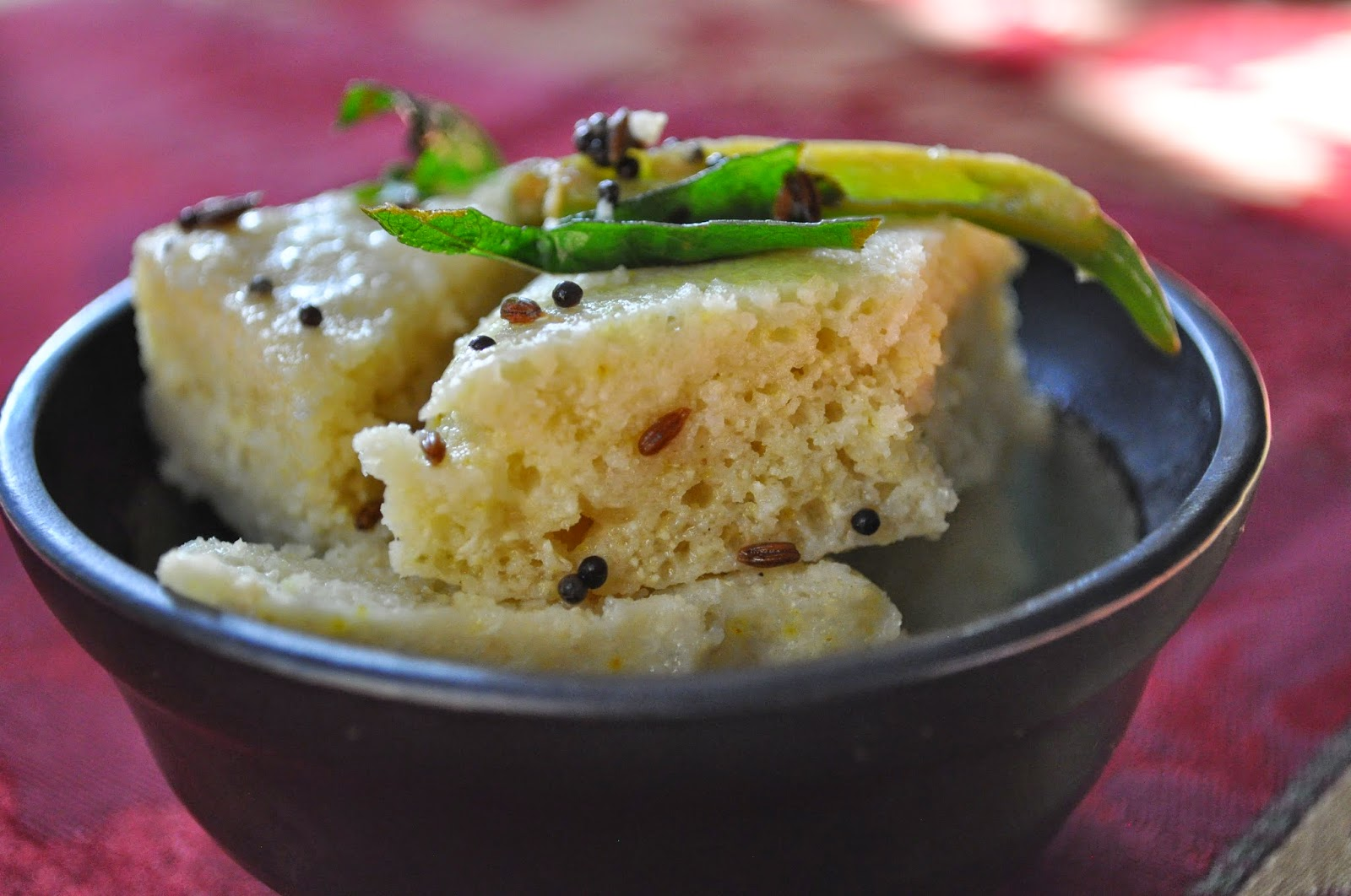 Cooking with meena cooking from another blog quinoa dhokla this recipe for quinoa dhokla was perfect i have made it a couple of times now once for a party and everyone loved it thanks ruchi for a great recipe forumfinder Image collections