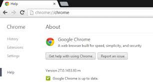 Google Chrome 27 released, Google fast pacing its updates at one a day, gives voice search service to users