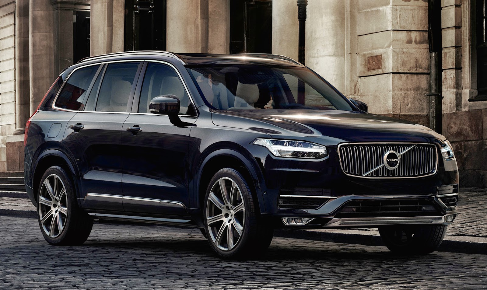2015 Volvo Xc90 Car Review And Modification