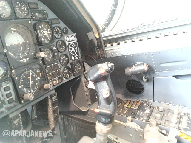 MB-3399AM cockpit