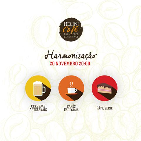 The Coffee Experience - Harmonização de Cafés