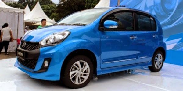 Daihatsu New Sirion. Majalah Otomotif Online